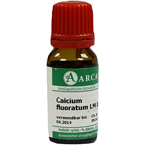 CALCIUM FLUORATUM LM 18 Dilution 10 ml Dilution
