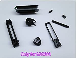 Replacement Repair Part Set Part pour Sony Ericsson MW600 Bluetooth Headsets Color Black
