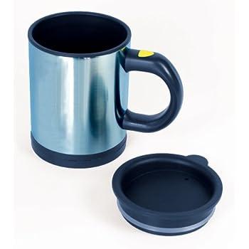 Mug Mixeur avec melangeur automatique