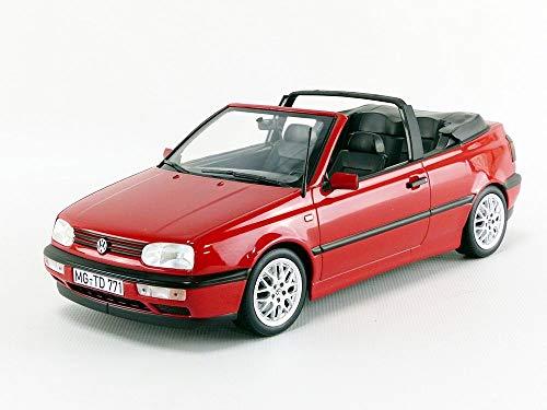 Norev nv1884331: 181995Volkswagen Golf Cabriolet, rot