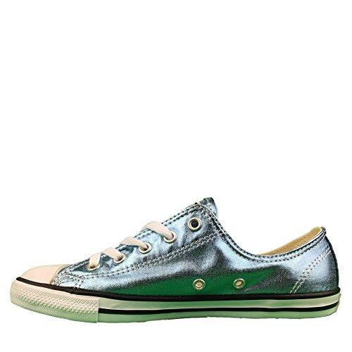 Converse Mandrini Ballerina 551656C grigio Dainty All Star Ballet Lace mouse Bianco Nero Blue Cst