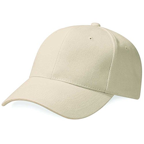 Beechfield Pro-Style Heavy Brushed Cotton Cap Stone