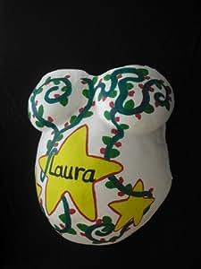 Baby Bauch Gips Abdruck Set Farbe - Babybauch Gipsbauch Gipsbinden Gipsabdruck Schwangerschaft Schwangerschaftsbauch Bauchmaske Bauchabdruck