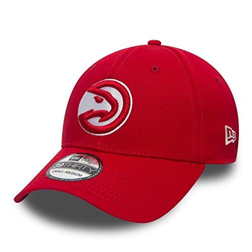 New Era 39Thirty Stretch Cap - NBA Atlanta Hawks - M/L