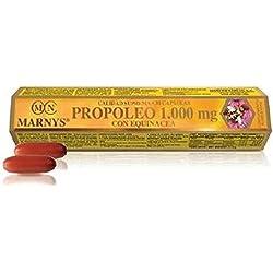 Propoleo con Equinacea 30 cápsulas de 1000 mg de Marny's