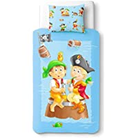 Baby Pirates Party - SoulBedroom 100% Cotone