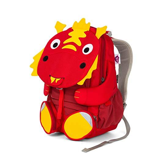 Jungen Drachen (Affenzahn Kinderrucksack für 3-5 Jährige im Kindergarten - Daria Drache)