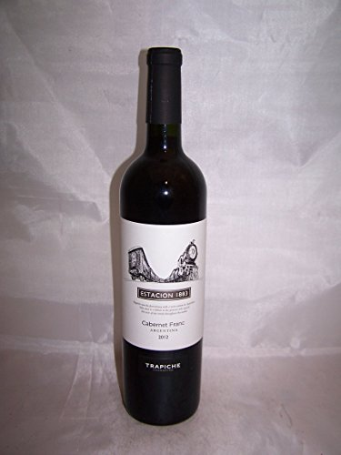 Cabernet Franc Trapiche Cl 752012 Estaction 1883