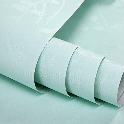 Zhzhco 4,5 M² Pvc-Rustikalen Selbstklebende Tapete Selbstklebende Tapete Farbe Tapete