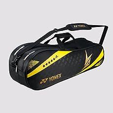 Yonex Lin Dan Edition 14BLDEX Racquet Bag (Black)