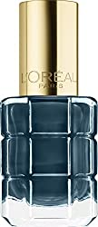 LOreal Paris LHuile Nail Paint, 670 Cobalt Indecent, 13.5ml