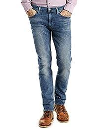 Levi's 511 Slim Fit Jeans da Uomo I Denim dalla vestibilità Aderente e Confortevole