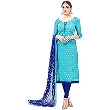 KANCHNAR Women's Dress Material