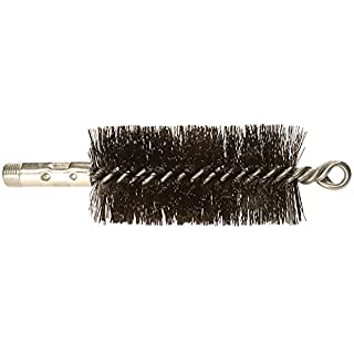 ADVANCE BRUSH --- SKU # --- 410-89660 89660 --- ROUND WIRE FLUE BRUSH DOUBLE SPIRAL --- 1 EACH *** PRODUCT SHIPS DIRECT FROM THE USA, AND MAY REQUIRE CUSTOMS IMPORT CLEARANCE.