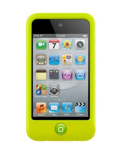 SwitchEasy Colors Silikon Schutzhülle für Apple iPod Touch 4G grün (Ipod 4g Schutzhülle)