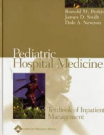 Pediatric Hospital Medicine (2003-03-10)