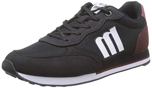 MTNG Attitude 84361, Zapatillas para Hombre, Negro Pila Negro C42839, 42 EU
