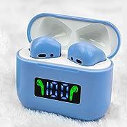 TAMIA Wireless Earbuds Headphones,Bluetooth Earphones Buds with Microphone Hands-free Sweatproof Cordless Earb
