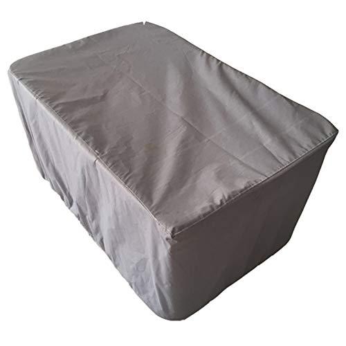 ZHANWEI Gartenmöbel Abdeckung Abdeckplane Schutzhülle Gartentisch Tabelle Stuhl Im Freien Platz...