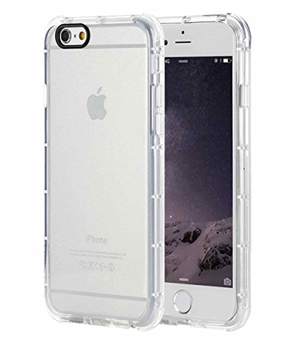 Macmerise Crystal Clear - Translucent Case for iPhone 6S Plus