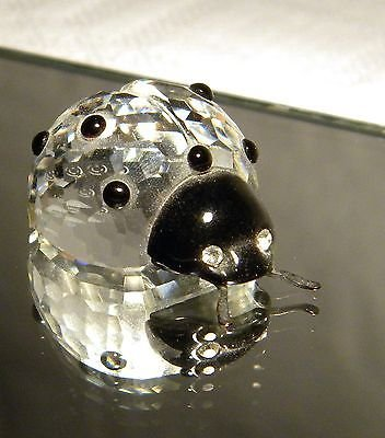 Swarovski Cristal plateado ~ Lady Bird/Lady Bug 190858