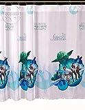 Polontex Star Wars-Jedi Master- Teil 150cm B x 100cm L Kinderzimmer Vorhang Disney
