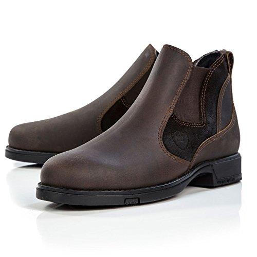 Derby House , Chaussures d'équitation pour homme brown
