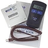 TME fsp1frío Kit de vigilancia de almacenamiento de alimentos, gama profesional, color blanco y negro