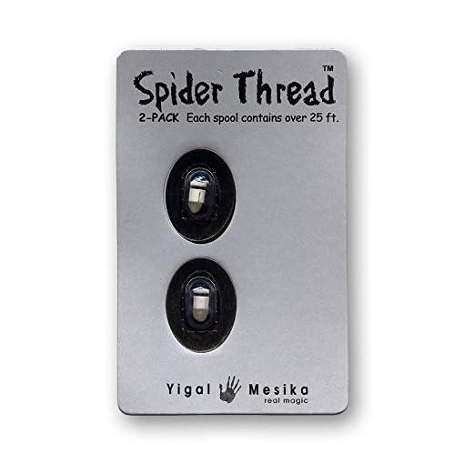 Spider-Thread-Unsichtbare-Schnur-Spinnenfaden-2er-Pack