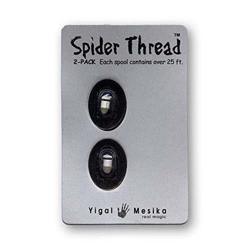 Spider Thread Unsichtbare Schnur Spinnenfaden (2er Pack) (Schnur Lo Hi)