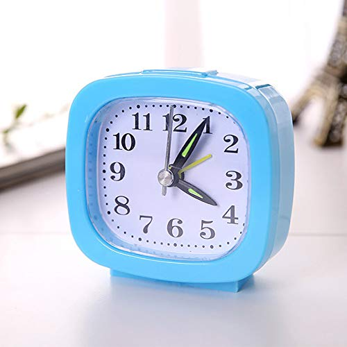 Rifuli-Küche, Haushalt & Wohnen Uhr Platz Kleines Bett Compact Travel Quarz Beep Wecker Cute Portable Hausgarten Küchenzubehör Uhren Alarm elektronische
