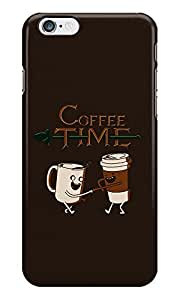 Dreambolic Coffee-Time Back Cover For Iphone 6 Plus