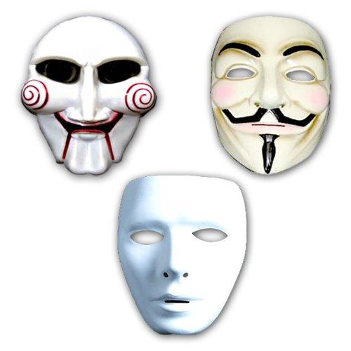 Nick and Ben TOP Masken 3er Set 1x -