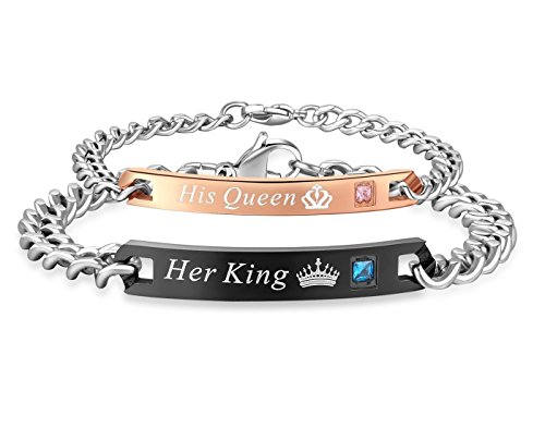 his-hers-matching-set-titanium-stainless-steel-his-queen-her-king-couple-bracelet-in-a-gift-box-a-pa