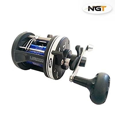 Ls3000 Hi-tech Multiplier Reel by NGT