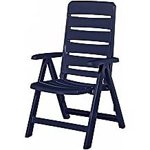 Suchergebnis auf Amazon.de für: Klappstuhl Blau Kunststoff