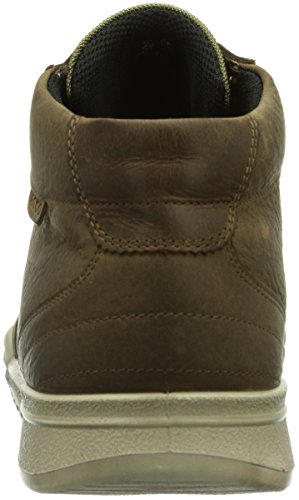 Ecco Fraser, Baskets Basses homme Marron - Brown (navajo Brown/cocoa Brown)