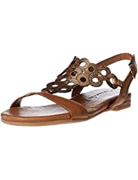 Tamaris Damen 28106 Offene Sandalen mit Keilabsatz
