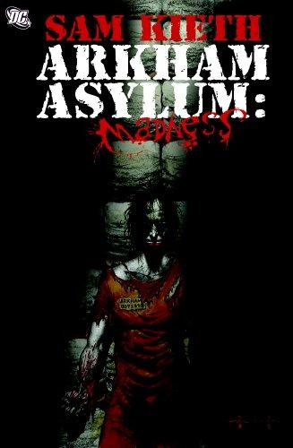 Batman Arkham Asylum Madness HC