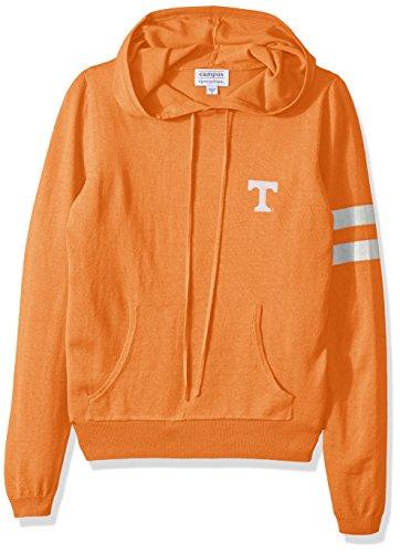 Crable Damen Kapuzen Pullover, Damen, Hooded Sweater, UT Orange
