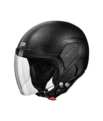 Studds - Open Face Helmet - Femm Black (Plain)