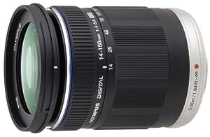 Olympus M.Zuiko Digital ED 14-150mm 1:4.0-5.6 Objektiv (Micro Four Thirds, 58 mm Filtergewinde) schwarz