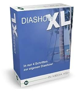 Diashow XL - Diashows erstellen für PC, DVD Player auch in HD, Beamer, Handys und Internet