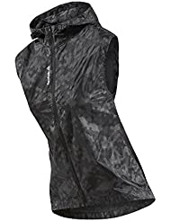 Reebok Osr Vest Chaleco, Mujer, Negro (Negro), S