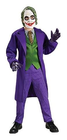 Joker Deluxe Kostüm für Kinder , Größe:M