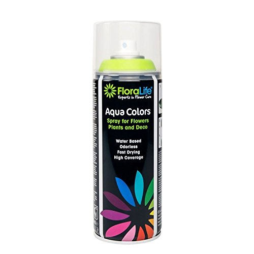 400ml-oasis-water-based-floralifer-aqua-color-spray-paint-yellow-green-3993
