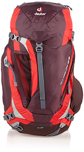 deuter-zaino-da-trekking-donna-act-trail-pro-sl-rosso-aubergine-fire-66-x-30-x-25-cm-38-litri