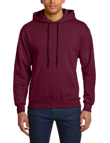 fruit-of-the-loom-12208b-sweat-capuche-shirt-homme-rouge-41-burgundy-taille-m-de-48-50