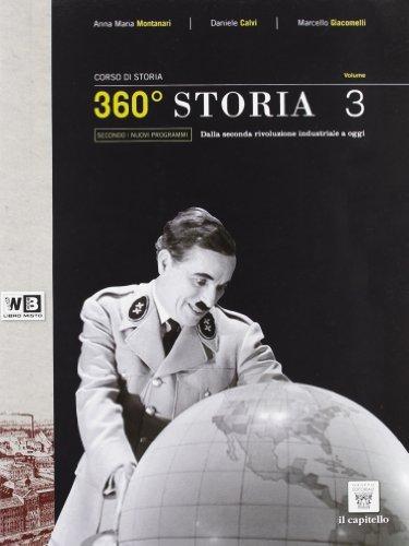 360° storia. Per le Scuole superiori. Con espansione online