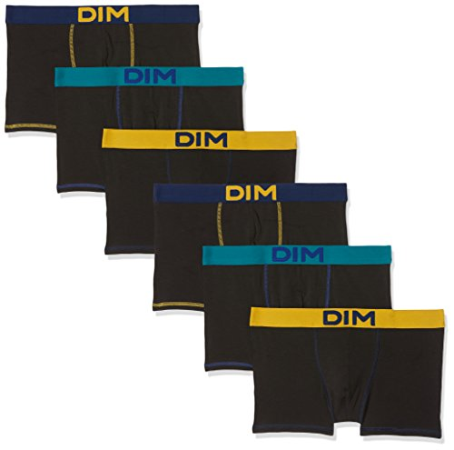 Dim Herren Badehose Mix and Colors Boxer X6, 6er Pack, Multicolore (Mix Hiver 5ph), X-Large (Herstellergröße: 7) ('x6'7)